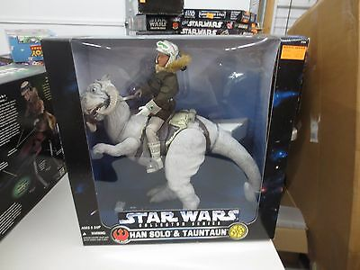 1997 Kenner Star Wars Collector Series Han Solo & Tauntaun Large Action Figure
