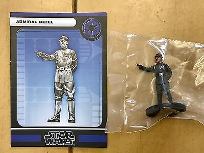 Admiral Ozzel - Star Wars Miniatures - 29/60 - The Force Unleashed NEW