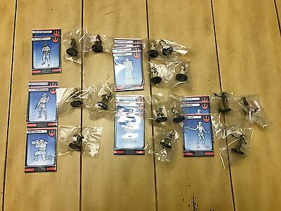 Rebel Forces - Star Wars Miniatures - The Force Unleashed NEW