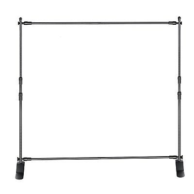 Neewer 10*8ft Aluminum Alloy Telescopic Tube Background Support Pole and Stand