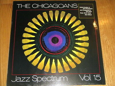 Various The Chicagoans  Jazz Spectrum  Vol 15 ( Eddie Condon Jack Teagarden