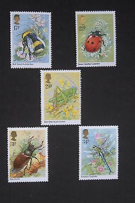 Insects - 1984  MNH  Set   # 1246