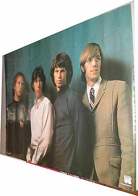 The Doors - Rare Poster Printed In Holland