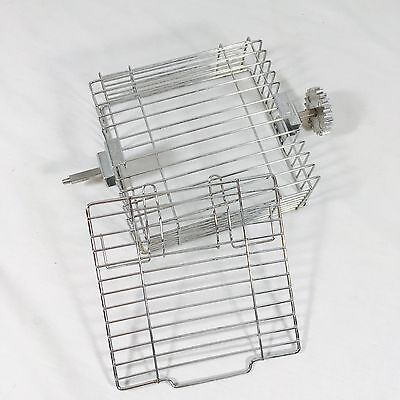Baby George Foreman Rotisserie Model GR59A Replacement Basket Assembly Part