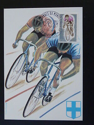 bicycle cycling world championships 1972 maximum card 75141
