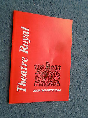 Theatre Royal Brighton 1980 Cole Richard Easton Lorna Dallas Ray C Davis