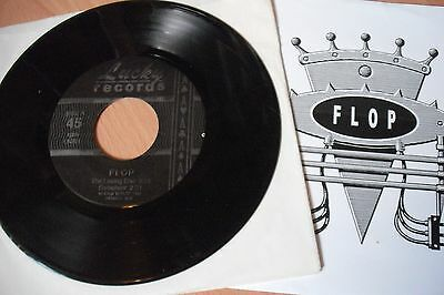 Flop. The Losing End 4 track 7in 45 on Lucky Records. Seattle 1990