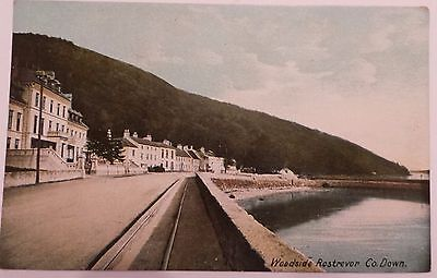 Circa 191O Postcard - 'woodside, Rostrevor, County Down' -  Unposted