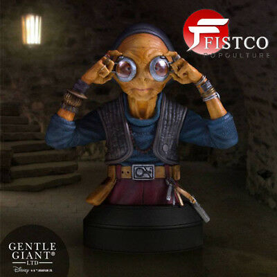 STAR WARS: Episode VII - Büste 1/6 Maz Kanata (Gentle Giant) <