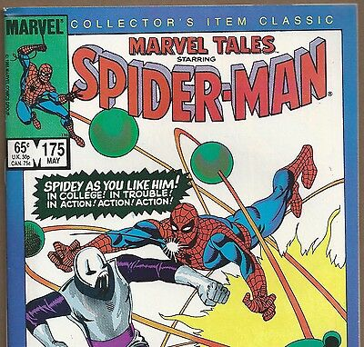 The Amazing Spider-Man #36 Reprint in Marvel Tales #175 from May 1985 in VF-