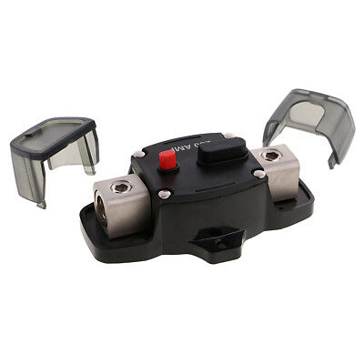 Auto Car Marine 250A Waterproof Surface Mount Self-recovery Circuit Breaker