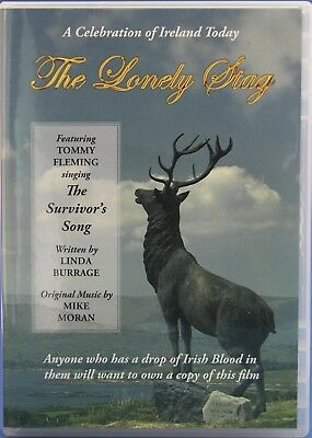 Rare Tommy Fleming The Lonely Stag Dvd