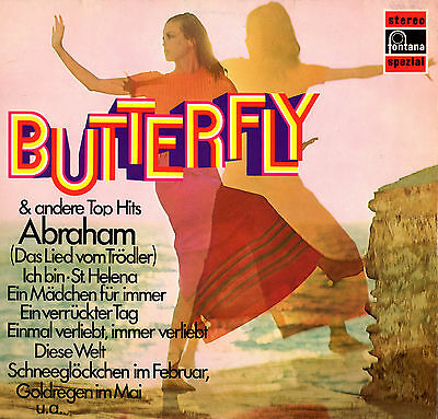 LP Butterfly und andere Top Hits
