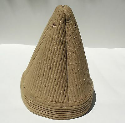 WWII British Indian Army Turban Cone 1942 J. Collett