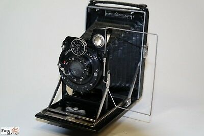 KW Dresden (Camera Workshops) 6x9cm FOLDING CAMERA top-condition