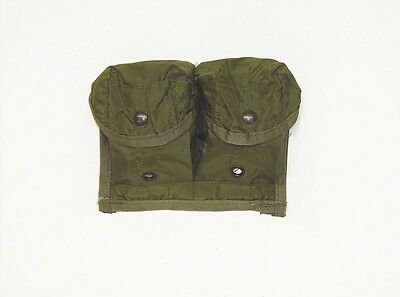 US military surplus GI M86 APERS olive drab nylon double mine carry pouch new