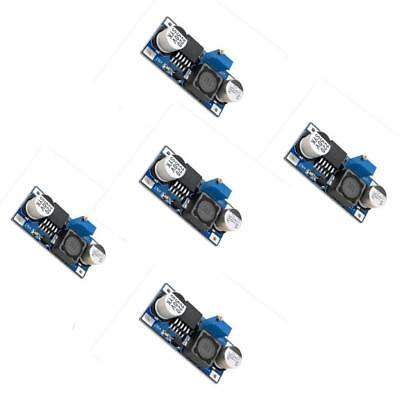 4pcs Small LM2596S-ADJ DC-DC Buck Converter Step Down Module for Arduino