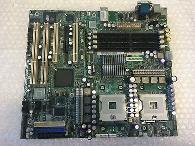 Scheda madre Server SE7320SP2 C49813-603 DA0T61MB8F9 socket 604 motherboard @