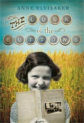 The Luck of the Buttons (Paperback or Softback)