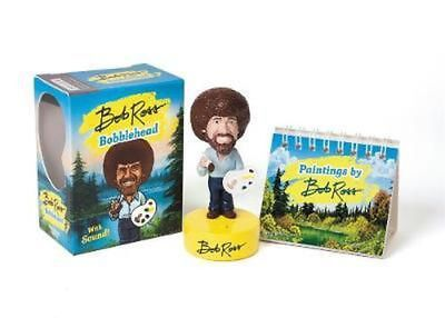 Bob Ross Bobblehead: With Sound! by Bob Ross Book & Merchandise Book