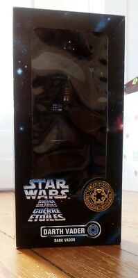 STAR WARS 12 Inch/30cm Figur:Darth Vader Hasbro Collectors Series Neuware