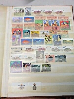 Cocos Keeling Island stamps
