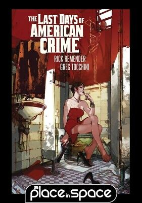 Last Days Of American Crime - Softcover