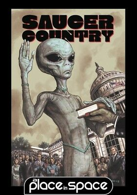 Saucer Country - Softcover