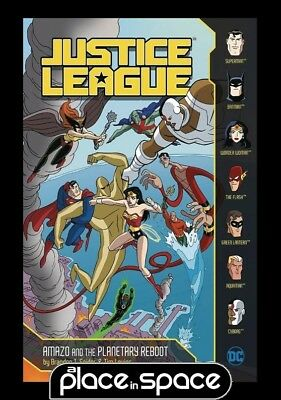 Justice League Yr Amazo And Planetary Reboot - Softcover