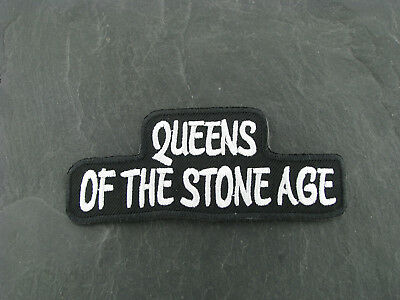 Patches Patch Aufbügler Aufnäher queens of the stone age stoner rock Rock'N'Roll