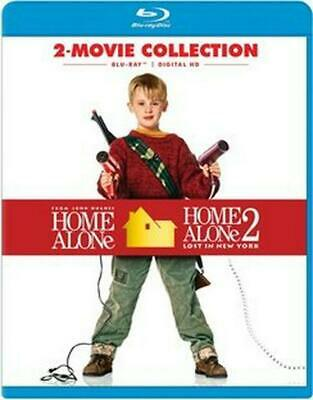 Home Alone 2 Movie Collection - Blu-Ray Region 1 Free Shipping!