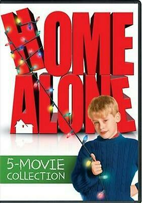 Home Alone 5 Movie Collection - DVD Region 1 Free Shipping!