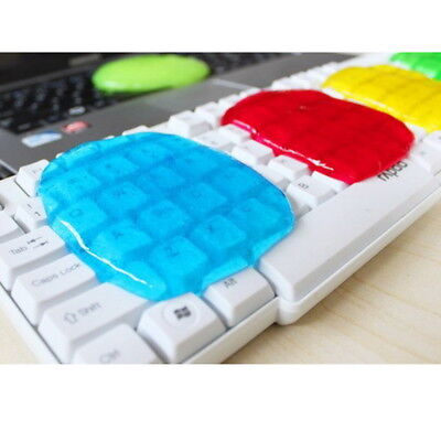 Gracious Magic Cleaning Gel Car Keyboard Console Laptop Computer Cleaner Dust
