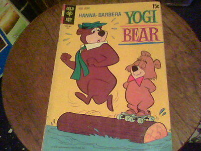 Yogi Bear July  1970 Hanna-Barbera edcomic1