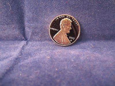 2017 S Lincoln Cent Deep Cameo Mirror Proof  Upper Grading Range IN STOCK