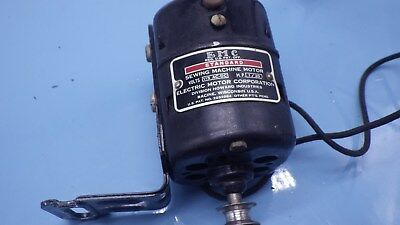 Vintage Original EMC Standard Sewing Machine Motor