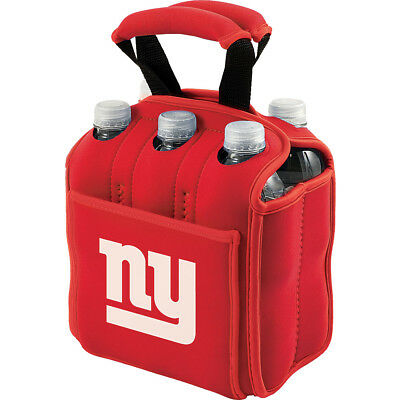 Picnic Time New York Giants Six Pack - New York Giants Outdoor Accessorie NEW