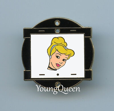 Disney Animation Art Mystery Cinderella Limited Release Pin