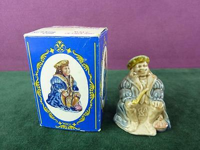 A nice Vintage Large size Wade Nursery Favourites Old King Cole Figure Boxed