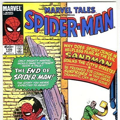 The Amazing Spider-Man #18 Reprinted in Marvel Tales #156 from Oct 1983 in VF-