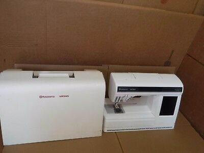 Viking Desingner I Sewing Embroidery Machine With Case