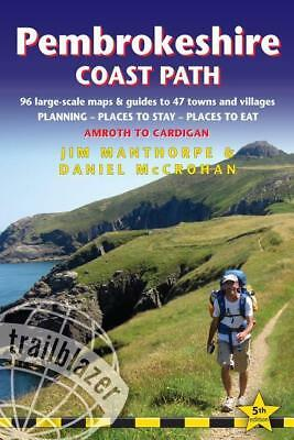 Pembrokeshire Coast Path  (Amroth to Cardigan),