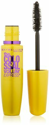 Maybelline New York The Colossal Volum' Express Washable Mascara, Classic Black