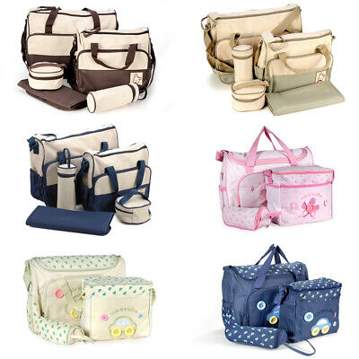 Multi Function Baby Pad Diaper Nappy Changing Tote Handbag Mummy Mother Bag