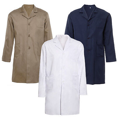 Adult Doctor Doctors Lab Coat Medical Scientist Halloween Fancy Dress Costume