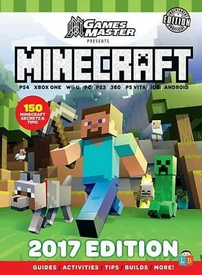 Minecraft 2017 Annual (by GamesMaster) (2017 Annuals),Little Brother Books Limi