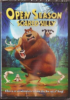 Open Season 4: Scared Silly DVD Movie Family BRAND NEW