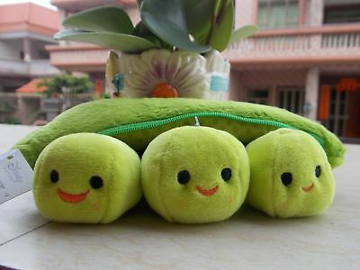 "New 9"" Disney Store Toy Story Bean Bag Peas in a Pod Plush Toy"