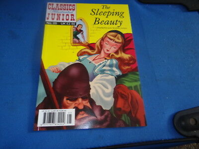 Classics Illustrated Junior #5 The Sleeping Beauty by Brothers Grimm