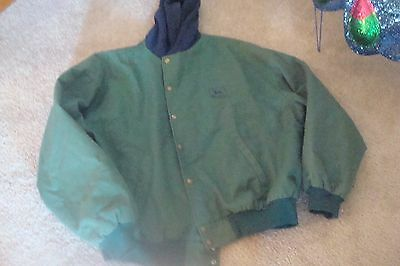 Mens John Deere Outdoor Jacket 2X